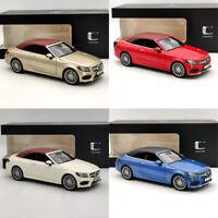 1/18 Original MODEL Mercedes-Benz A205 C-Klasse C-Class Convertible Diecast