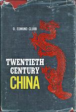 Twentieth Century China, by O. Edmund Clubb (1964)