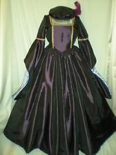 """Tudor Renaissance Medieval Boleyn Dress Gown, Your Sz Choice Busts 32"""" - 48"""""""