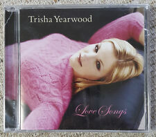 BRAND NEW SEALED! Love Songs by Trisha Yearwood (CD, Jan-2008) FREE SHIP