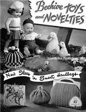 Beehive Book # 54 Toys & Novelties  (9 Bags)  on CD