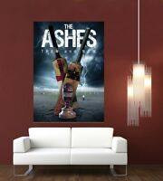 The Ashes England V Australia Cricket Giant 1 Piece  Wall Art Poster SP215