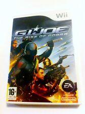 Nintendo Wii - G.I. Joe: The Rise of Cobra - Brand New