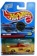 1999 Hot Wheels #1069 '40 Ford Trailer Special Edition