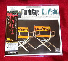 Marvin Gaye Kim Weston Take Two SHM MINI LP CD JAPAN UICY-94162
