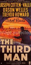 The Third Man Vintage Orson Welles Movie Poster -24x36