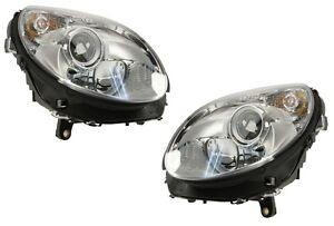 Mercedes R320 W251 HELLA Set of Right + Left Halogen Headlights Assemblies NEW