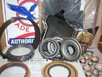 ALTO 4L60E 4L65E Super Master Rebuild Kit w 3-4 Power Pack Carbon Band 2006 Only