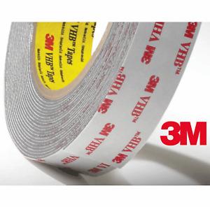 3M™ VHB™ Double Sided Acrylic Foam Tape RP45 Heavy Duty 1-5m Rolls 1000 + SOLD