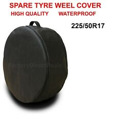 """R17""""  SPARE TYRE COVER WHEEL PROTECTIVE TYRE BAG FOR ANY CAR  225/50R17"""