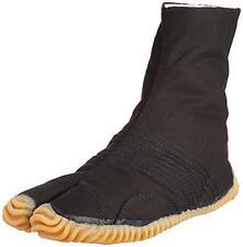 MARUGO MATSURI JOG Men's 6 Black Cotton Tabi Boots 25.5 cm