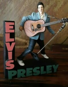 Elvis Presley action figure doll McFarlane toy /50th Anniversary/ collectible