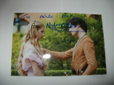 SIGNED PHOTO-NELL TIGER-FREE-GAME OF THRONES,MYRCELLA