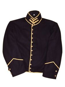 Civil War Union Enlisted Cavalry Shell Jacket All Sizes Available !