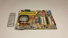 Asus P5K-V LGA 775 2.40GHz 2GB Intel ICH9 ATX Motherboard w/Core 2 Quad Working