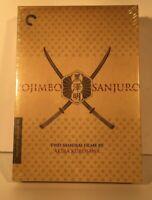 Yojimbo & Sanjuro: Two Films By Akira Kurosawa The Criterion Collection DVD 2007