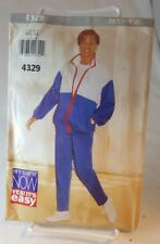 See ans Sew Jumpsuit Pattern 4329 (T)