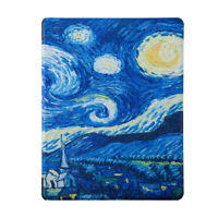 Smart Case Magnetic PU Leather Cover For Kobo Aura H2O Edition2 Starry sky