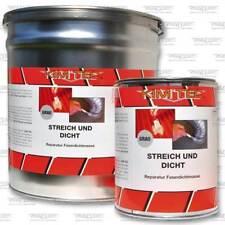 KIM-TEC Streich und Dicht, Dachdichstoff, Faserverstärkt, Dach abdichten 1kg