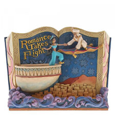 Disney Traditions 6001270 Aladdin Storybook Romance Takes Flight - New & Boxed