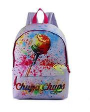 OFFICIAL CHUPA CHUPS LILAC LOLLY SCHOOL BAG BACKPACK RUCKSACK SPORTS BAG BNWT