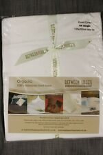 Bamboo bedding - 100% bamboo - Single duvet cover  - off white hypoallergenic