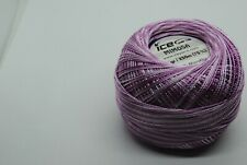 Variegated purples Size 1 Thread #40209