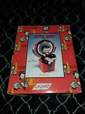 Music Box Betty Boop Motorcycle Born in the usa liv 2 ryd