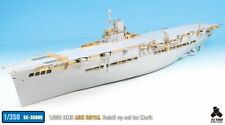 Tetra Model SE35009 1/350 HMS Aircraft Carrier Ark Royal Detail Up Set for Merit