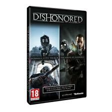 Windows 7 Dishonored DLC Double Pack Dunwall City VideoGames