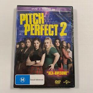 Pitch Perfect 2 SEALED (DVD 2019) Anna Kendrick Rebel Wilson Region 2,4