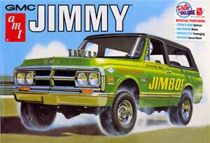 1972 GMC JIMMY 1:25 AMT Model Kit Bausatz AMT1219