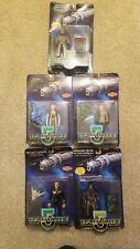 Babylon 5 Action Figure Lot Of 5, Please Read Description!