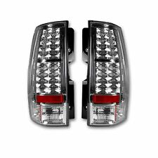 RECON 264174CL Chevy Tahoe - GMC Yukon 07-13 Clear-Red Tail Lights LED