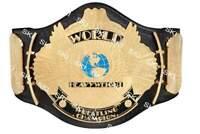 WWE Winged Eagle Championship Belt WRESTLING BELT WWF replica handmade brass 2mm