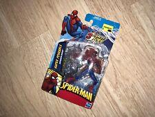 SUPER POSEABLE SPIDER-MAN HASBRO FIERCEST FOES BATTLE CARDS MARVEL SPIDERMAN