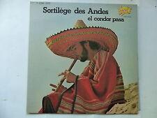 Sortilege des Andes El Condor pasa 2C046 12474