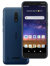 "BRAND NEW Nokia C2 TAVA 32GB 4G LTE 5.45""HD+ Smartphone for Cricket Wireless"