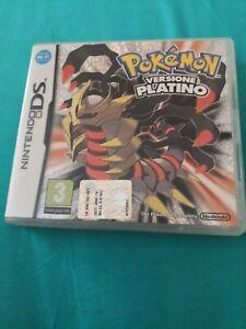 Pokemon Versione Platino Ita Nintendo DS