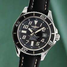 Breitling Superocean 42 Chronometer Automatik Stahl Herrenuhr A17364 NP: 2940,-€