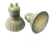 4x 3w LED GU10 SMD High Power Spot Light Energy Saving Bulb Cool White 4500k UK