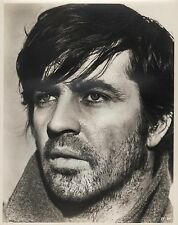 "ALAN BATES in ""The Fixer"" Original Vintage Photograph 1968 PORTRAIT"
