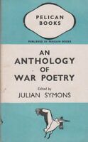 An Anthology of War Poetry - Penguin - Acceptable - Paperback