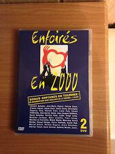 Les Enfoires:Enfoires En 2000 2DVD