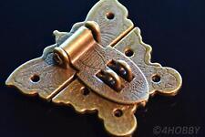 Verschluss Antik Schmetterling Schließe Schatztruhe Truhe Schatzkiste Schatulle