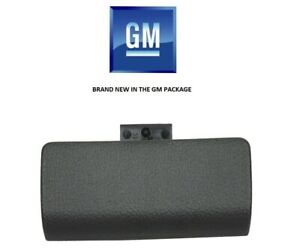 New Chevrolet GM OEM 12-2020 Sonic Black Glove Box-Latch 42389792