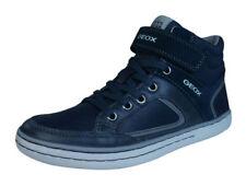Scarpe Blu Geox in pelle per bambini dai 2 ai 16 anni