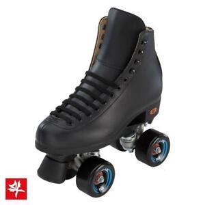 Riedell 111 Citizen Black Outdoor Roller Skates