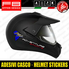 Adesivi Stickers Compatibili Honda Africa Twin Adventure Sorts Rally Casco Tour