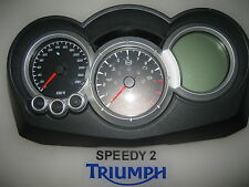 TRIUMPH SPRINT ST 1050 SPEEDO CLOCK CLOCKS INSTRUMENT KM/H ABS PN 2500606